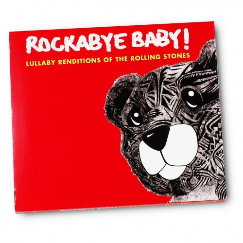 Berceuses pour bébé : The Rolling Stones
