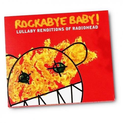 Berceuses pour bébé : Radiohead