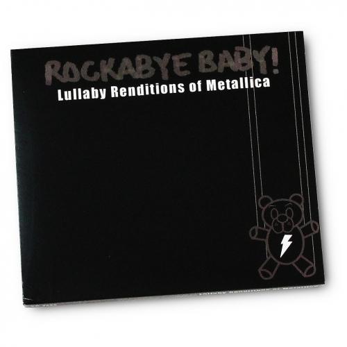 Berceuses pour bébé : Metallica