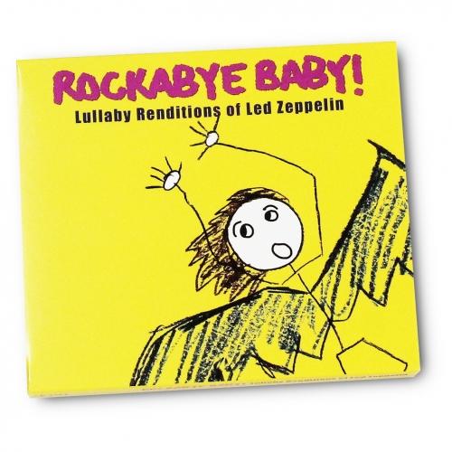 Berceuses pour bébé : Led Zeppelin