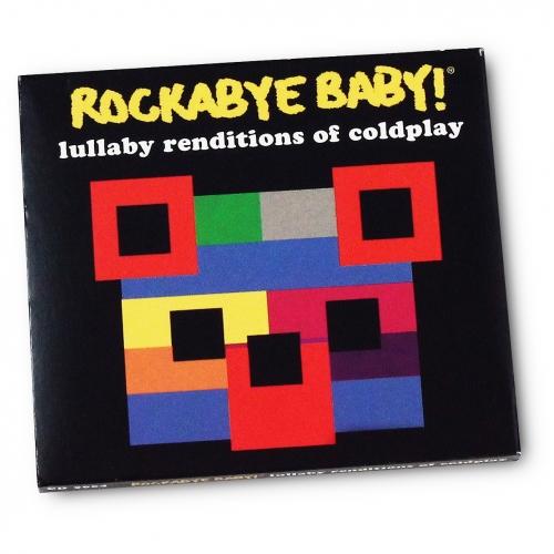 Berceuses pour bébé : Coldplay