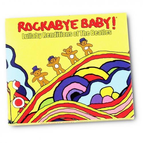 Berceuses pour bébé : The Beatles