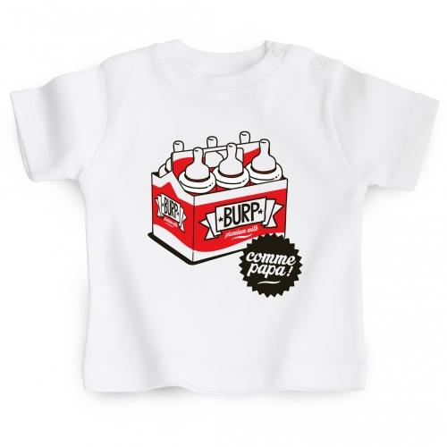 Tshirt bébé Burp