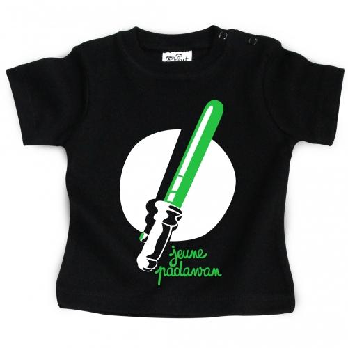 Tshirt bébé Jeune Padawan