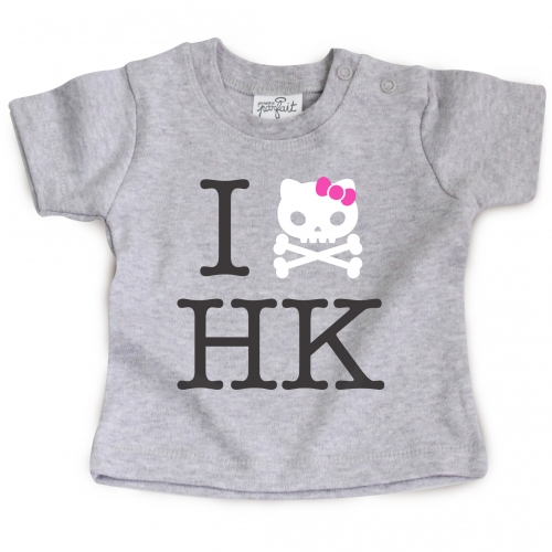 Tshirt bébé No Kitty