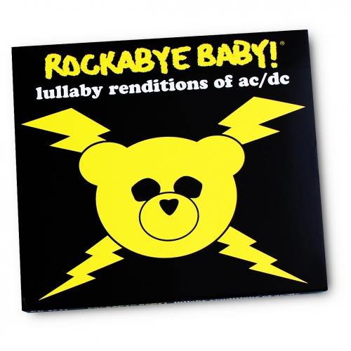 Berceuses pour bébé : AC/DC