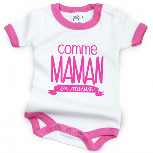 Body Comme Maman