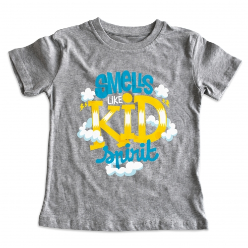 Tshirt enfant Smells like Kid Spirit