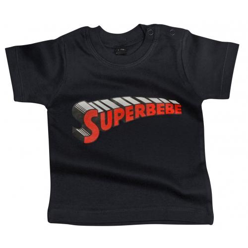 Tshirt bébé Superbébé