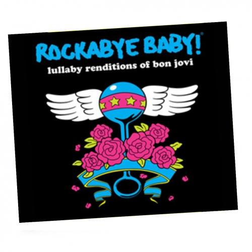 Berceuses pour bébé : Bon Jovi