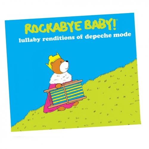 Berceuses pour bébé : Depeche Mode