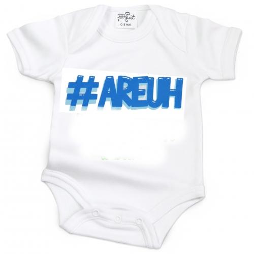 Body bébé Areuh
