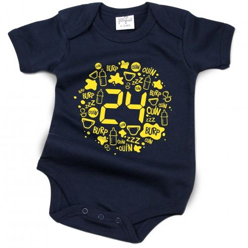 Body bébé 24